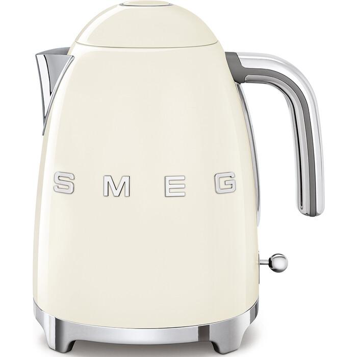 Чайник электрический Smeg KLF03CREU кремовый