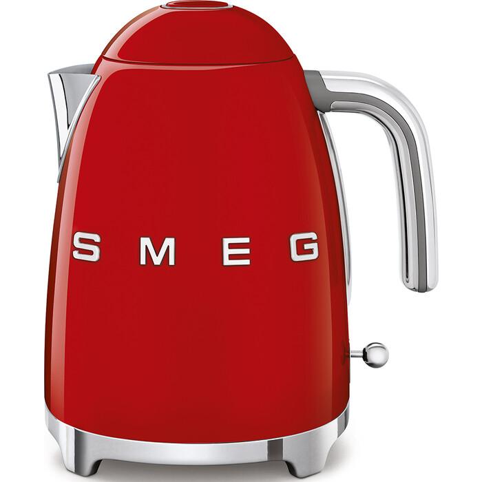 Чайник электрический Smeg KLF03RDEU красный