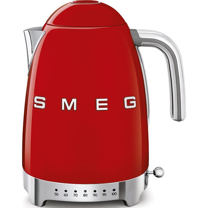 Чайник электрический Smeg KLF04RDEU красный