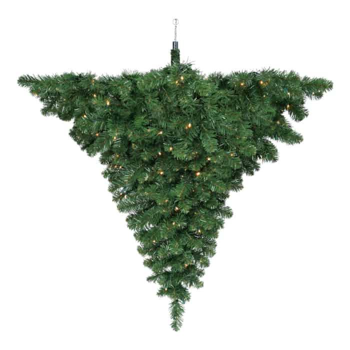 Декор люстра BLACK BOX Праздничная Диам. 89 см 48 Ламп Зеленая