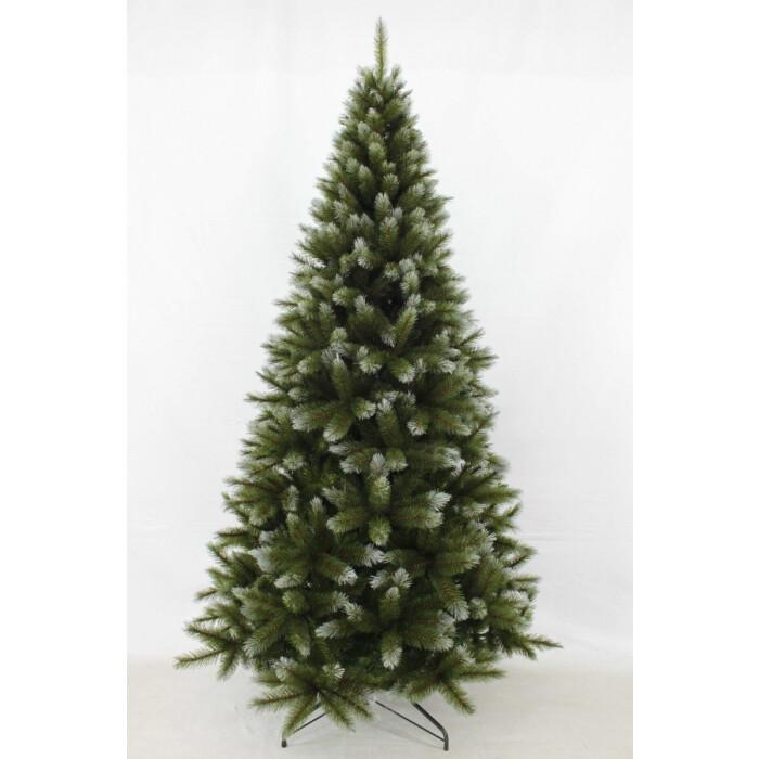 Елка искусственная Triumph Tree Женева 260 см Заснеженная