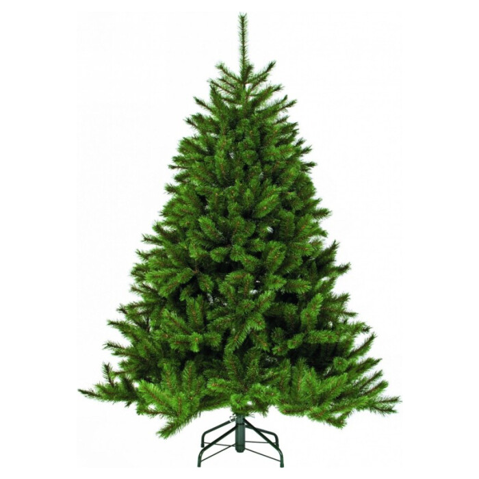 Елка искусственная Triumph Tree Лесная Красавица 155 см Зеленая