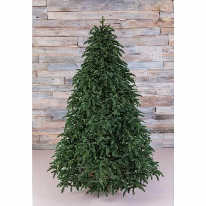 Елка искусственная Triumph Tree Нормандия 100% Литая 230 см Темно-Зеленая