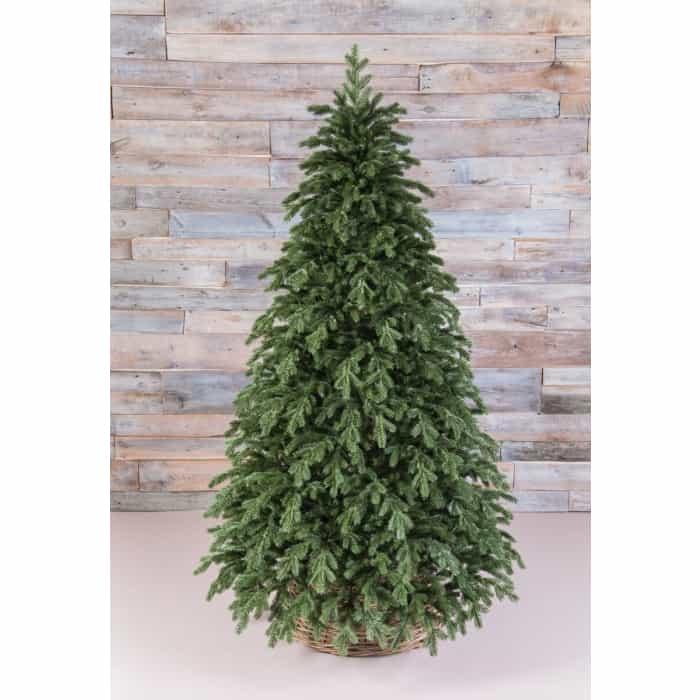 Елка искусственная Triumph Tree Царская 100% Литая 230 см Зеленая