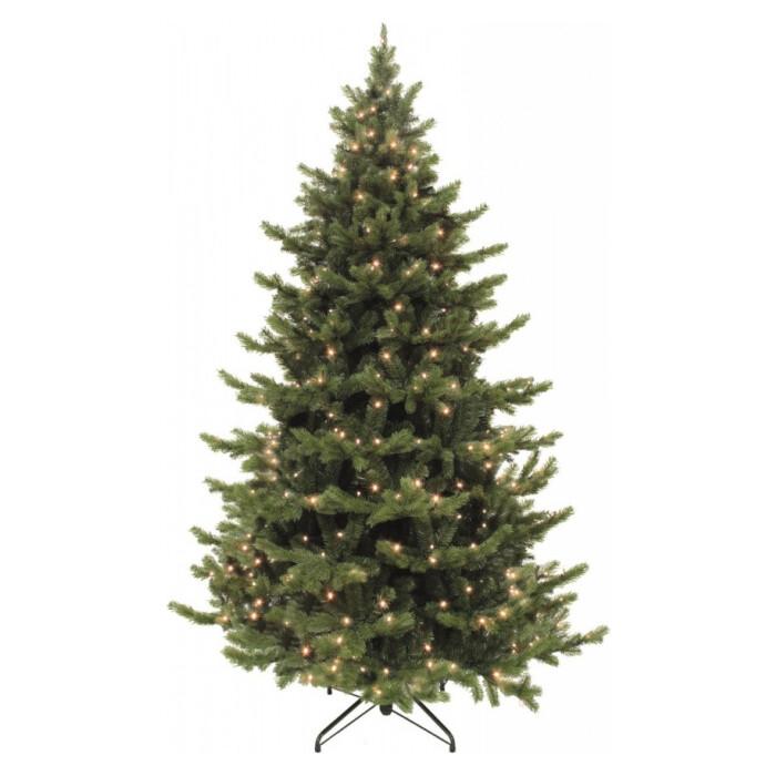 Ель Triumph Tree Шервуд Премиум 215 см 288 Ламп Зеленая