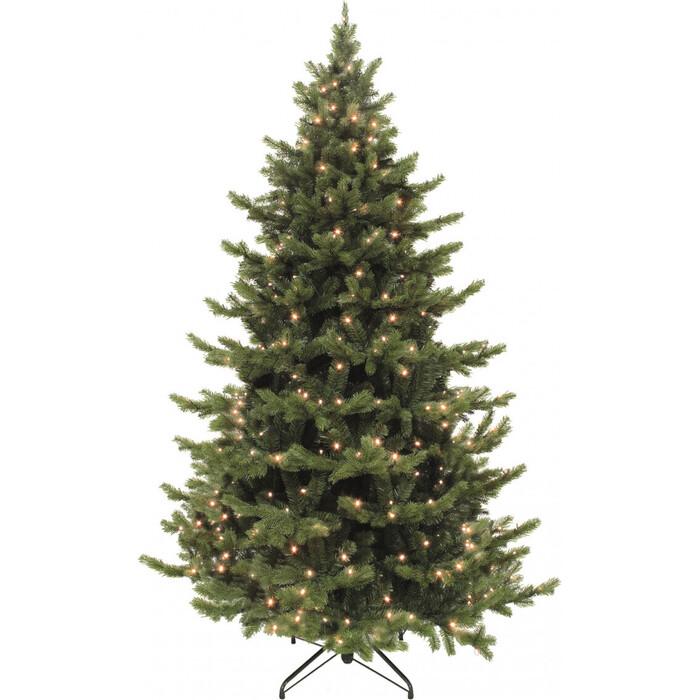 Ель Triumph Tree Шервуд Премиум 500см 2584 Ламп Зеленая