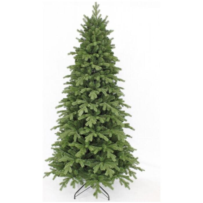 Елка искусственная Triumph Tree Шервуд Премиум Стройная 185см Зеленая