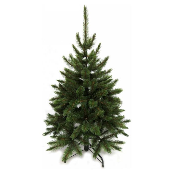 Пихта искуственная Triumph Tree Прелестная 155 см Зеленая
