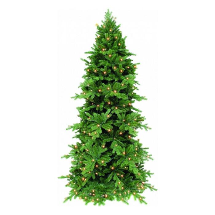 Сосна искусственная Triumph Tree Изумрудная 500 см 1400 Ламп Зеленая