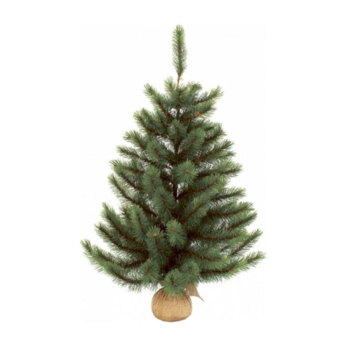Сосна Triumph Tree Русская 90 см Светло-Зеленая В Мешочке