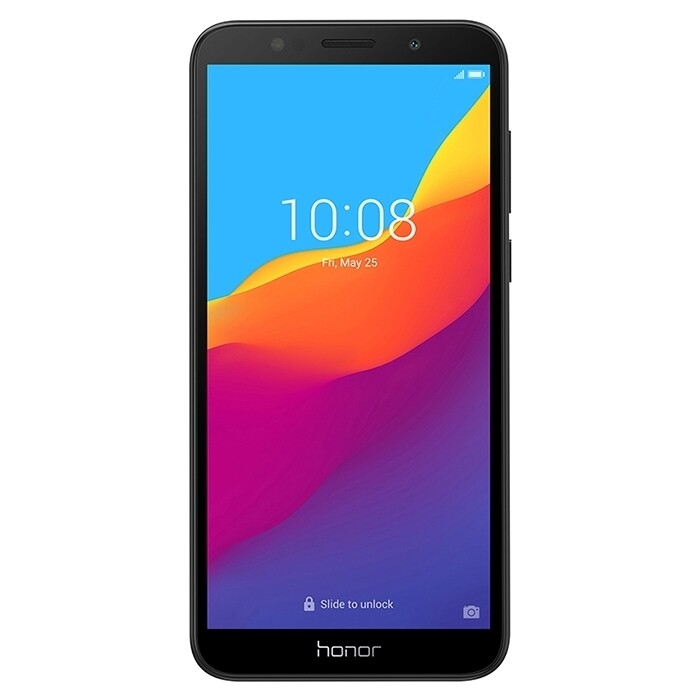 Смартфон Honor 7A Prime 2/32Gb Black смартфон honor 7a prime 2 32gb blue