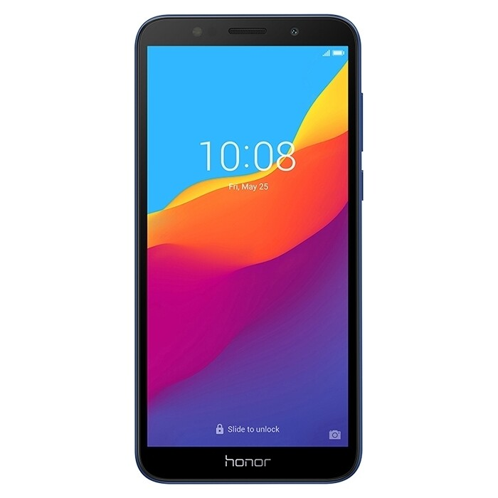 Смартфон Honor 7A Prime 2/32Gb Blue смартфон honor 7a prime 2 32gb blue
