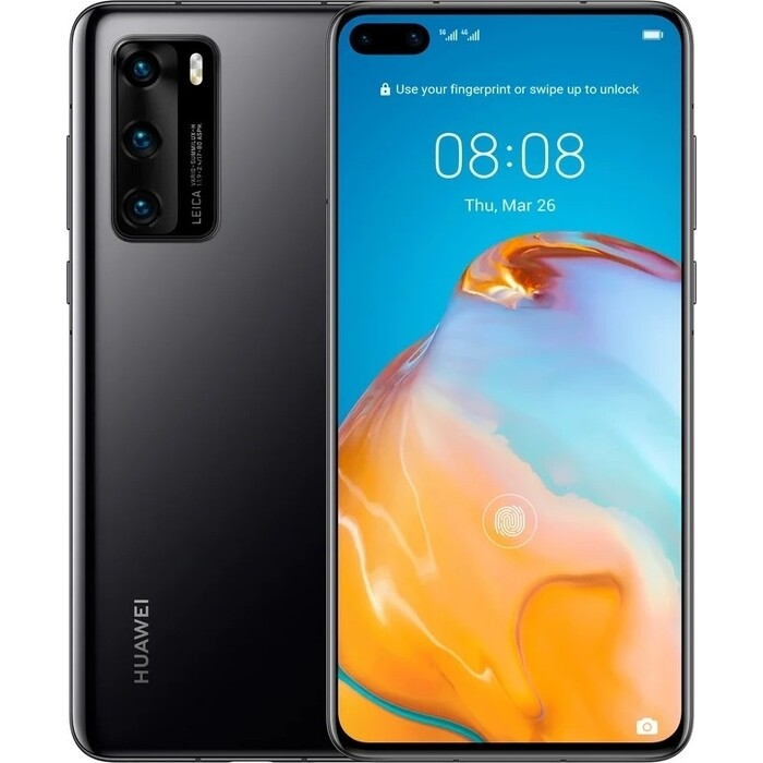 Смартфон Huawei P40 8/128Gb black