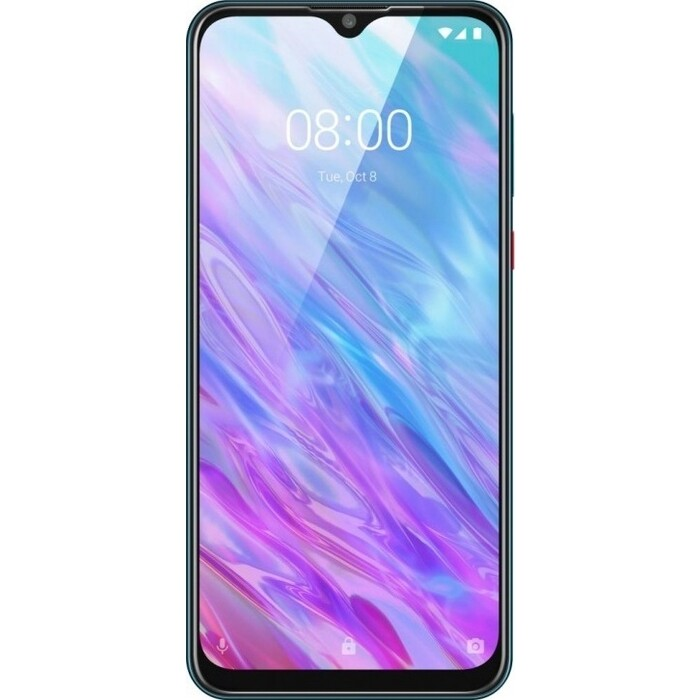Смартфон ZTE Blade 20 smart 4/128Gb темный изумруд (зеленый)