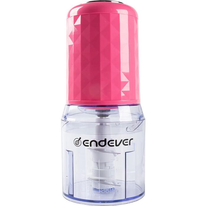 Измельчитель Endever Sigma-61, розовый