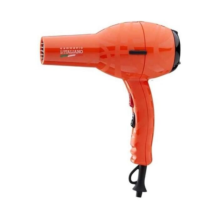 Фен Gamma Piu L`Italiano оранжевый