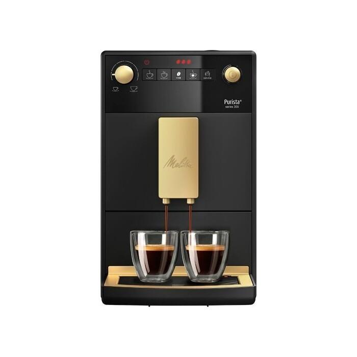 Кофемашина Melitta Caffeo Purista F230-103 черный