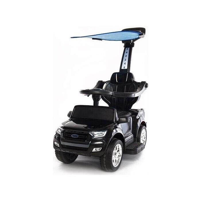 Детский электромобиль - каталка Dake Ford Ranger Black DK-P01P