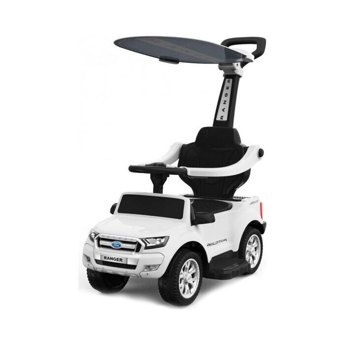 Детский электромобиль - каталка Dake Ford Ranger White DK-P01P-W