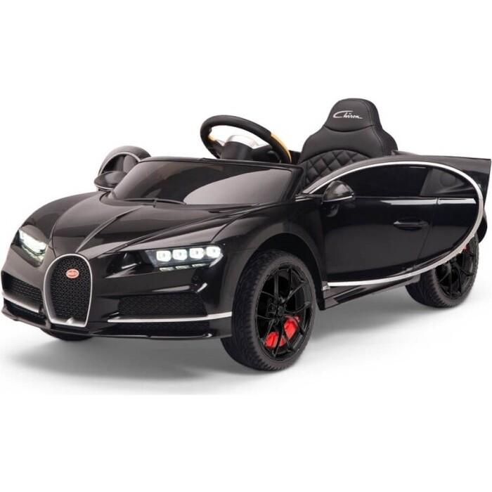 Детский электромобиль Harleybella Bugatti Chiron 2.4G - BLACK HL318