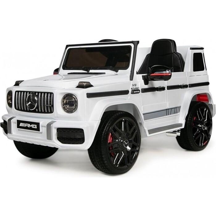 Детский электромобиль BBH Mercedes-Benz G63 AMG White 12V - BBH-0002