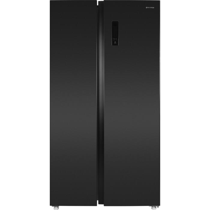 Холодильник MAUNFELD MFF177NFSB