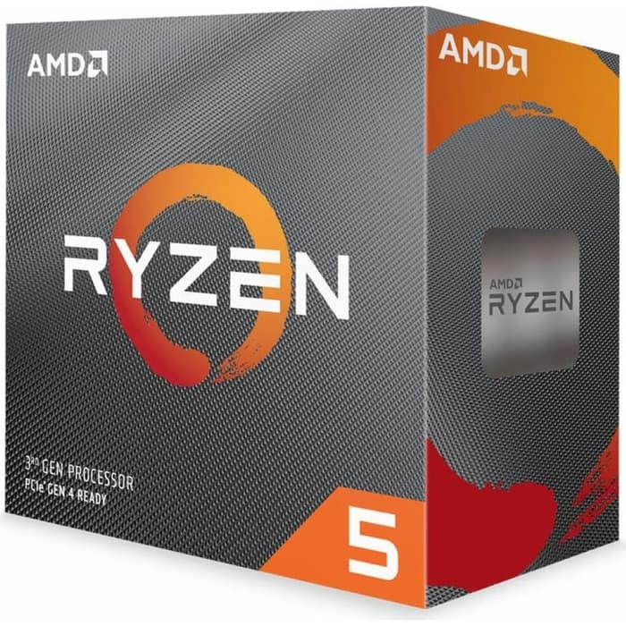 Процессор AMD Ryzen 5 3400G BOX (3.7GHz up to 4.2GHz/4x512Kb+4Mb, 4C/8T, Picasso, 12nm, 65W, Radeon Vega 11 1400MHz, unlocked, AM4)