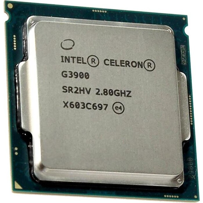 Процессор Intel Celeron G3900 Skylake OEM (2.8ГГц, 2МБ, Socket1151)