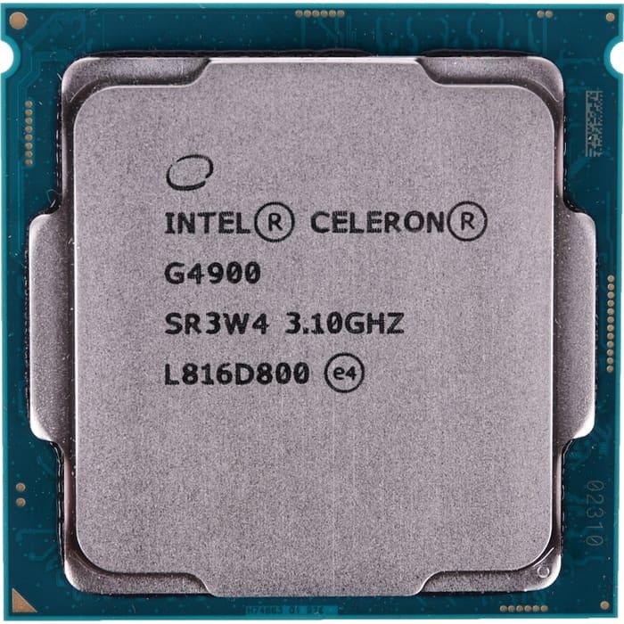 Процессор Intel Celeron G4900 Coffee Lake OEM (3.1ГГц, 2МБ, Socket1151v2)