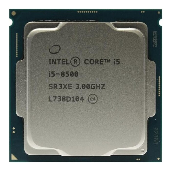 Фото - Процессор Intel Intel Core i5-8500 Coffee Lake OEM (3.0Ггц, 9МБ, Socket 1151) процессор intel core i5 8500 coffee lake 3000mhz lga1151 v2 l3 9216kb
