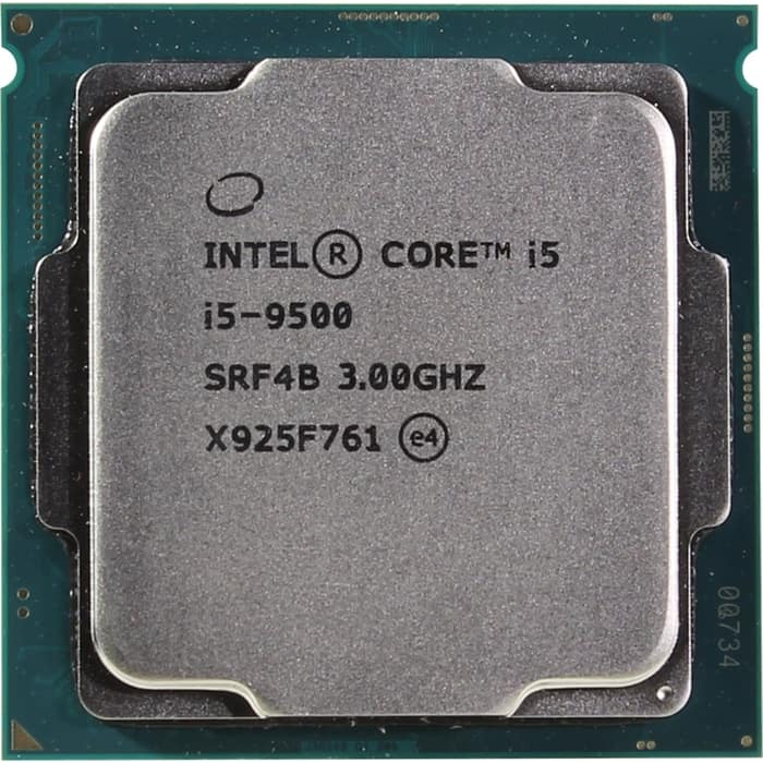 Процессор Intel Core i5-9500 Coffee Lake OEM (3.0Ггц, 9МБ, Socket 1151)