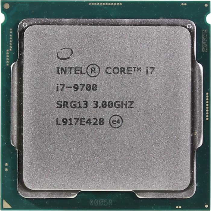 Процессор Intel Core i7-9700 Coffee Lake OEM