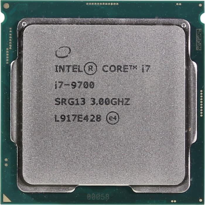 Процессор Intel Core i7-9700 Coffee Lake OEM