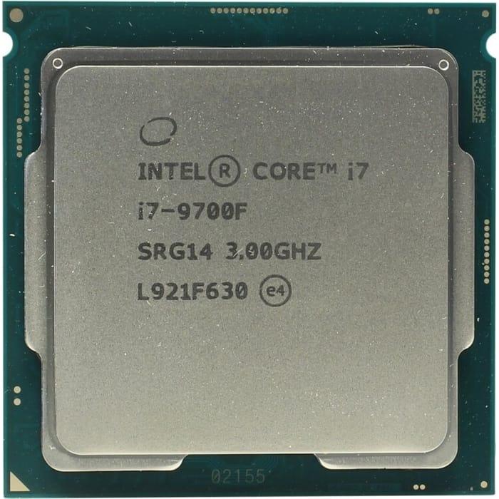 Процессор Intel Intel Core i7-9700F Coffee Lake OEM (without graphics)