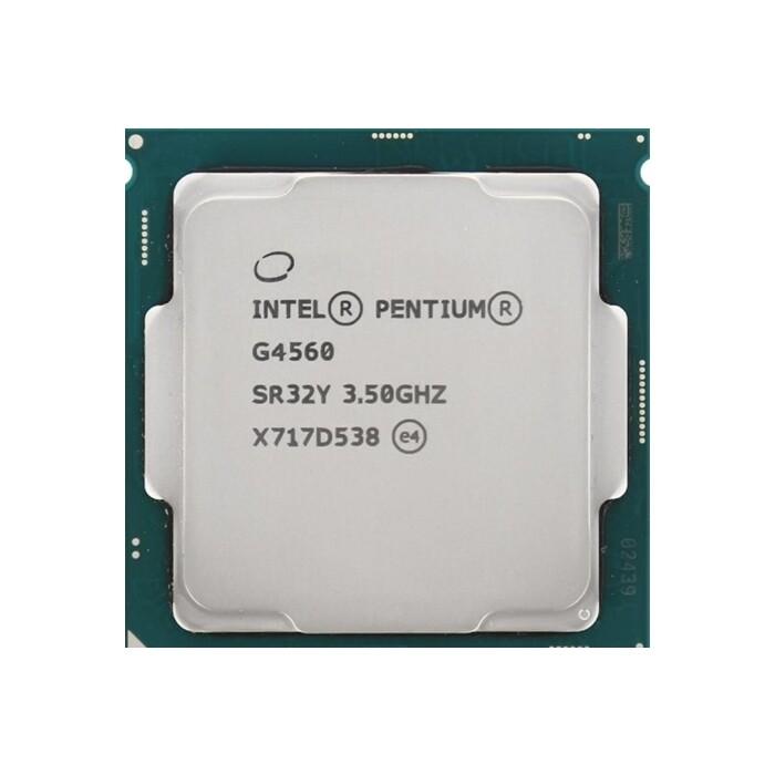 Процессор Intel Pentium G4560 Kaby Lake OEM (3.5ГГц, 3МБ, Socket1151)