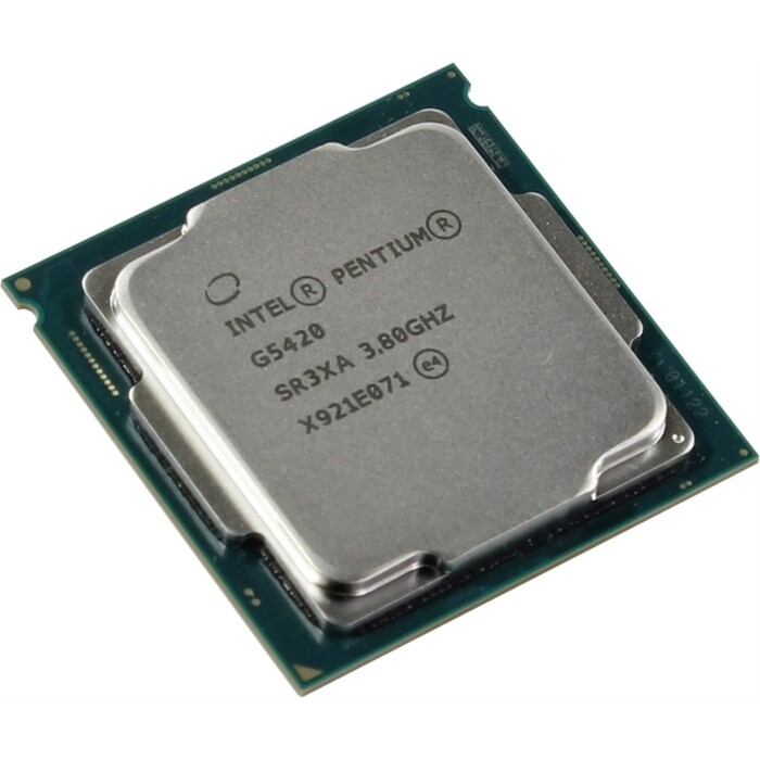 Процессор Intel Pentium Gold G5420 Coffee Lake OEM (3.8ГГц, 4МБ, Socket1151v2)
