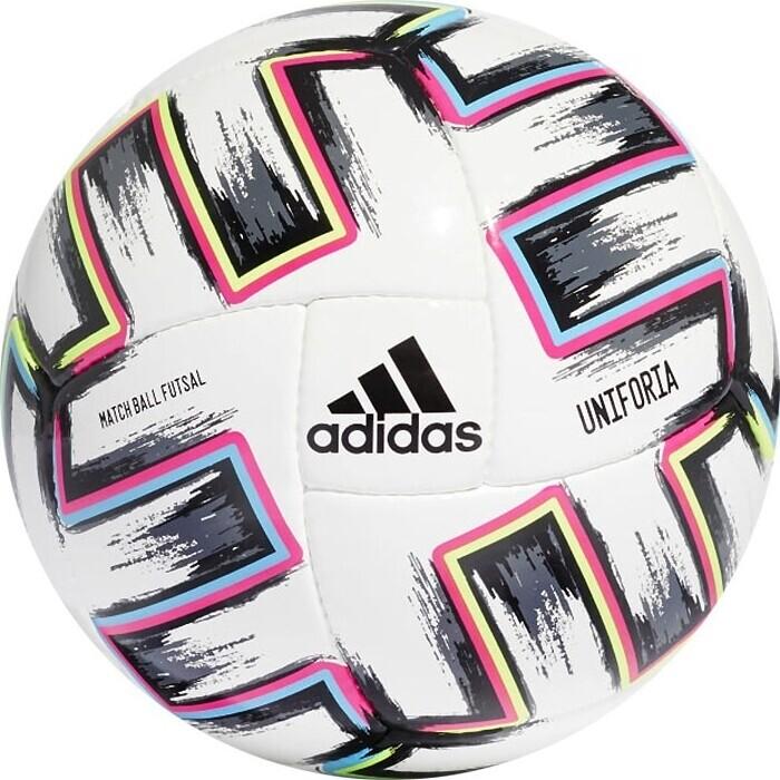 Мяч футзальный Adidas EURO20 UNIFORIA Sala PRO арт. FH7350 FIFA Pro р.4