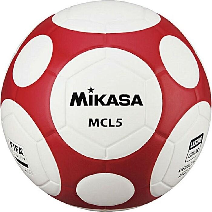 Мяч футбольный Mikasa MCL5-WR р.5