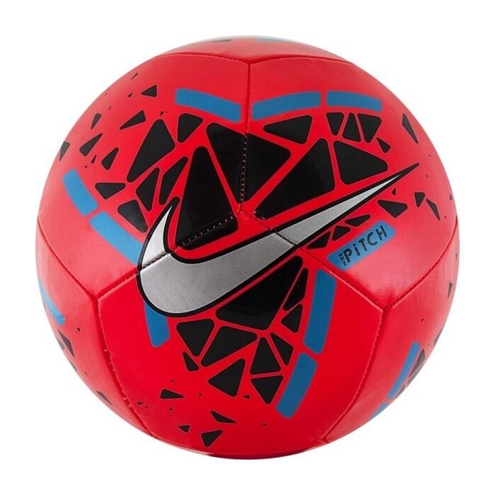 Мяч футбольный Nike Pitch арт. SC3807-644 р.5