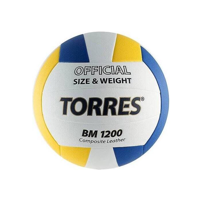 Мяч волейбольный Torres BM1200 арт. V40035 р.5