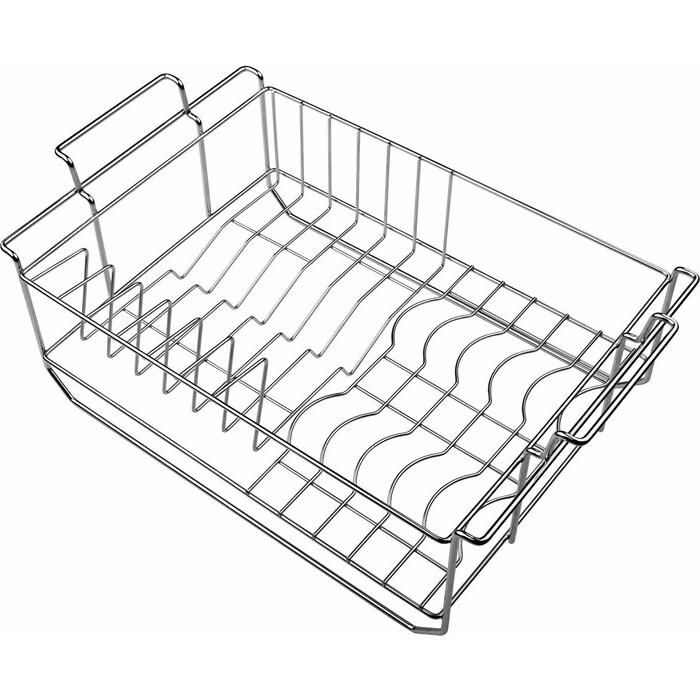 Сушилка для посуды Kaiser нержавеющая сталь (KА-4330/4429)