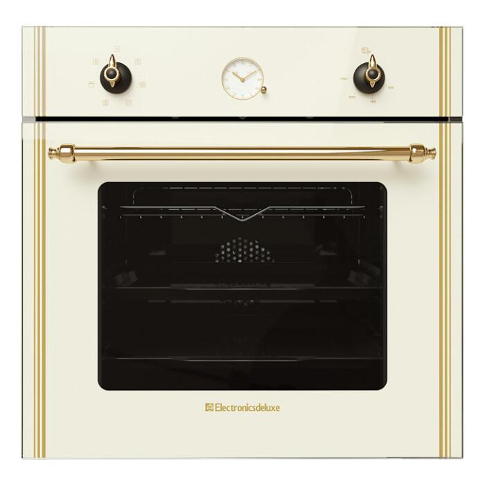 Электрический духовой шкаф Electronicsdeluxe 6006.05эшв-001
