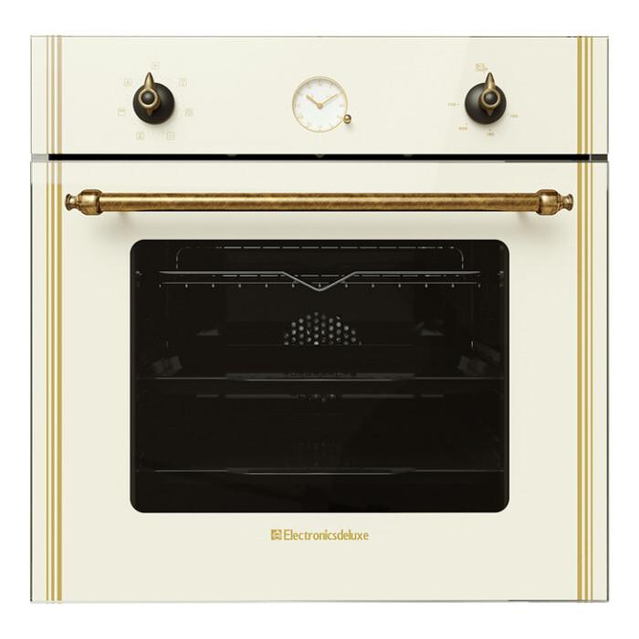Электрический духовой шкаф Electronicsdeluxe 6006.05эшв-008