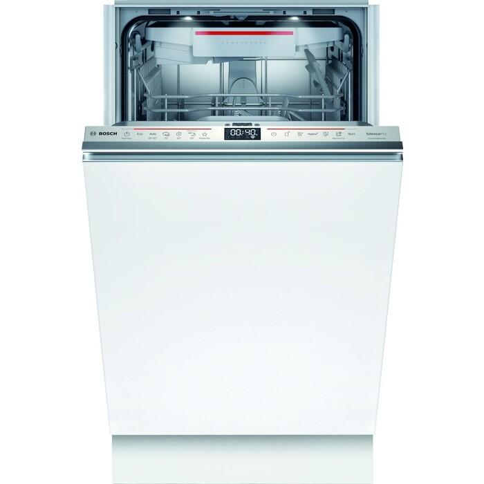 Встраиваемая посудомоечная машина Bosch Hygiene Dry Serie 6 SPV6HMX5MR