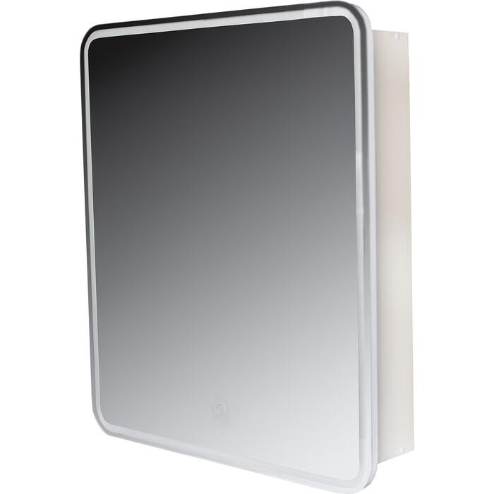 Зеркальный шкаф Style line Каре 60x80 с подсветкой, сенсорный (2000949234328)