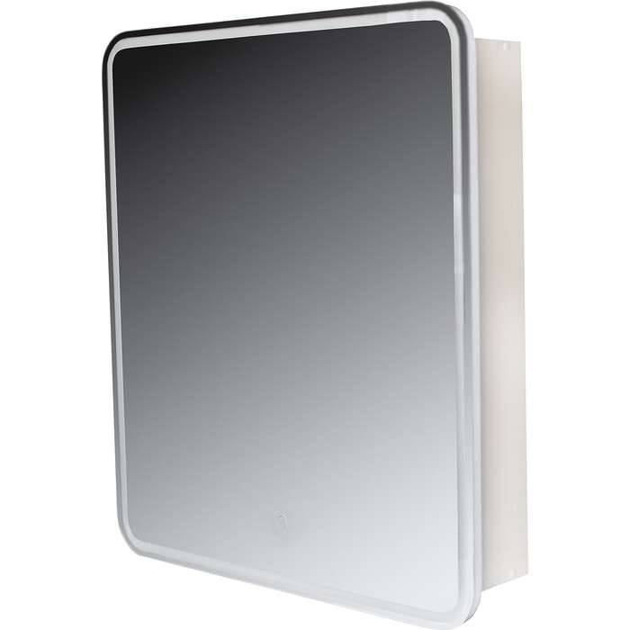 Зеркальный шкаф Style line Каре 70x80 с подсветкой, сенсорный (2000949234335)
