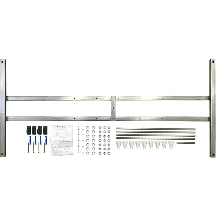 Каркас для ванны Triton Стандарт/Ультра 120/130/140 стальной оцинкованый, пять ножек (Щ0000036677)