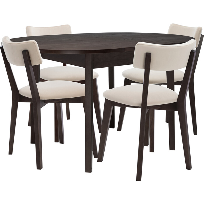 Набор мебели для кухни Leset Говард 1Р венге