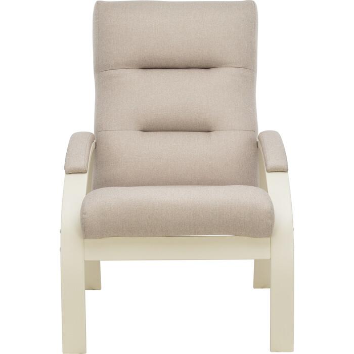 Кресло Leset Лион слоновая кость/ткань Малмо 05