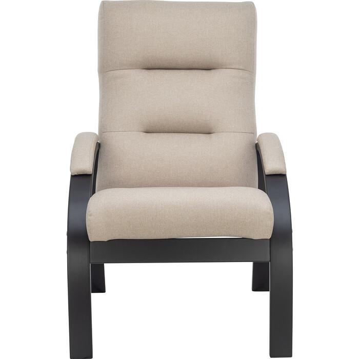 Кресло Leset Лион венге/ткань Малмо 05